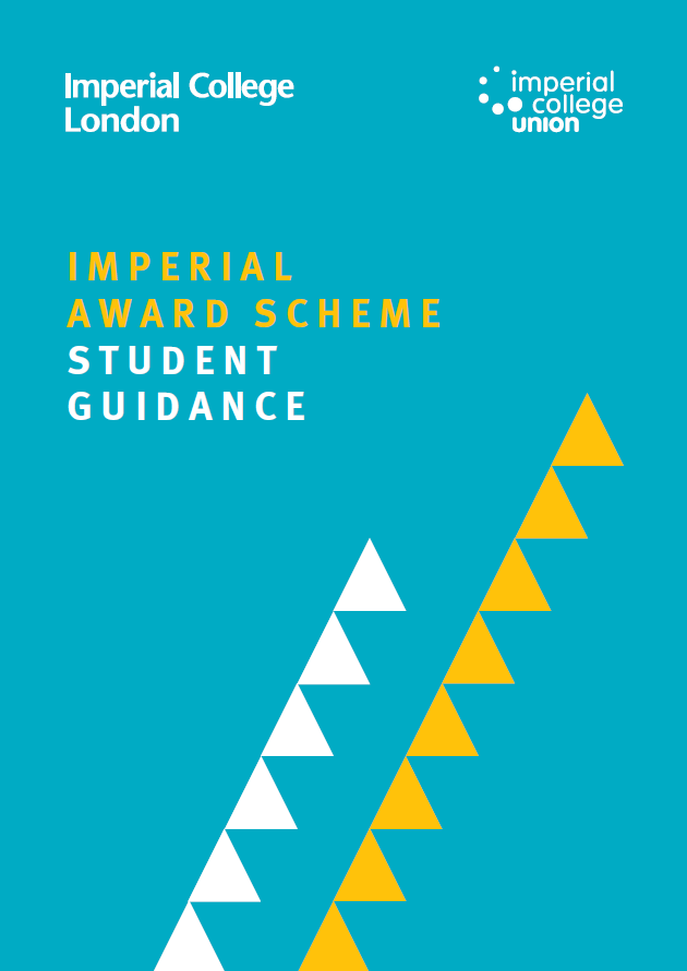 Download the Imperial Award Student guidance pack PDF